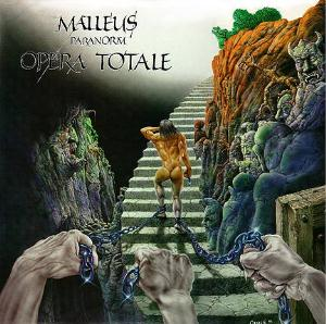 Malleus - Paranorm - Opera Totale CD (album) cover
