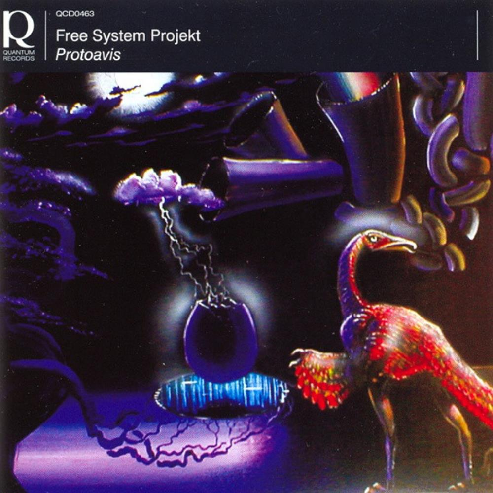 Protoavis by FREE SYSTEM PROJEKT album cover