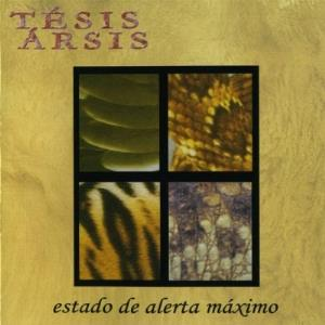 Estado De Alerta Maximo by TESIS ARSIS album cover