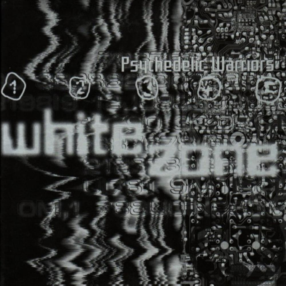 Psychedelic Warriors White Zone album cover