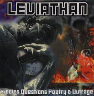 Riddles, Questions, Poetry & Outrage  by LEVIATHAN album cover