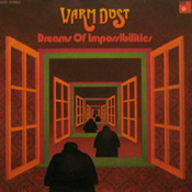 Warm Dust - Dreams Of Impossibilities CD (album) cover