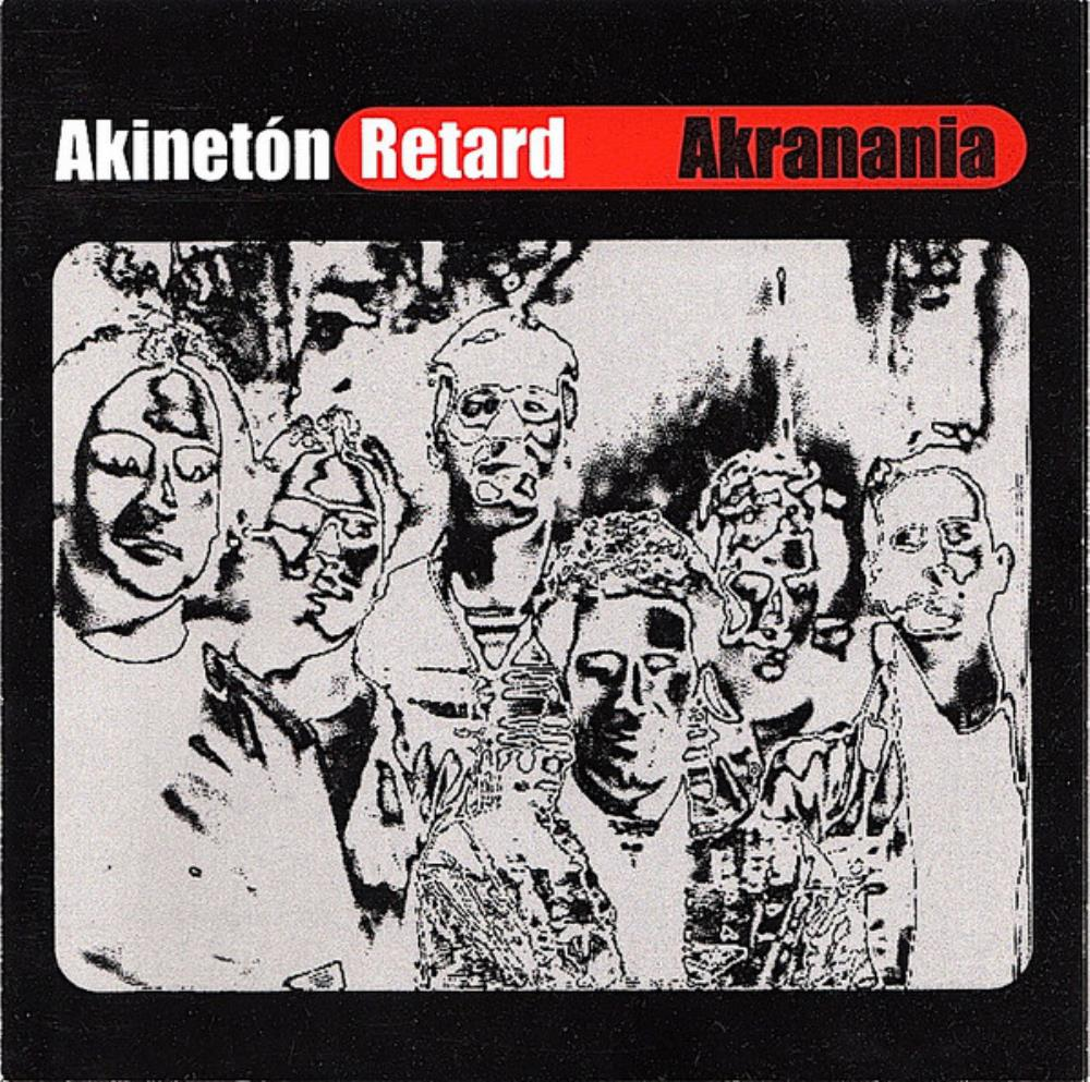 Akranania by AKINETÓN RETARD album cover
