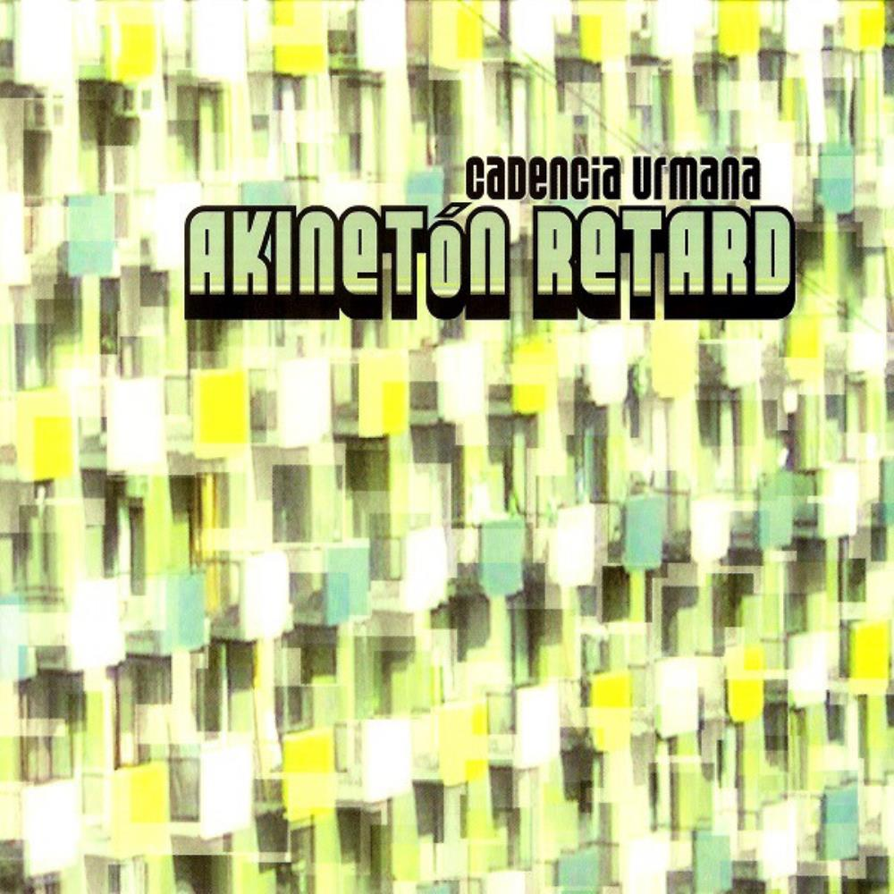 Cadencia Urmana by AKINETÓN RETARD album cover