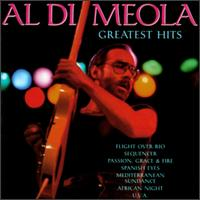 Al Di Meola Greatest Hits album cover