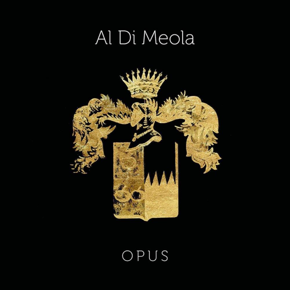 Opus by DIMEOLA, AL album cover