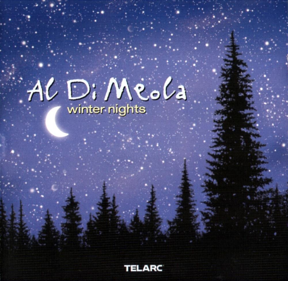Winter Nights by DI MEOLA, AL album cover