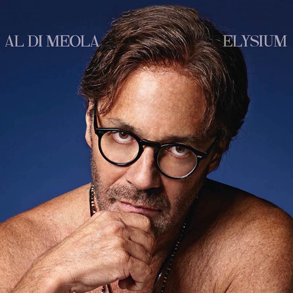 Elysium by DIMEOLA, AL album cover