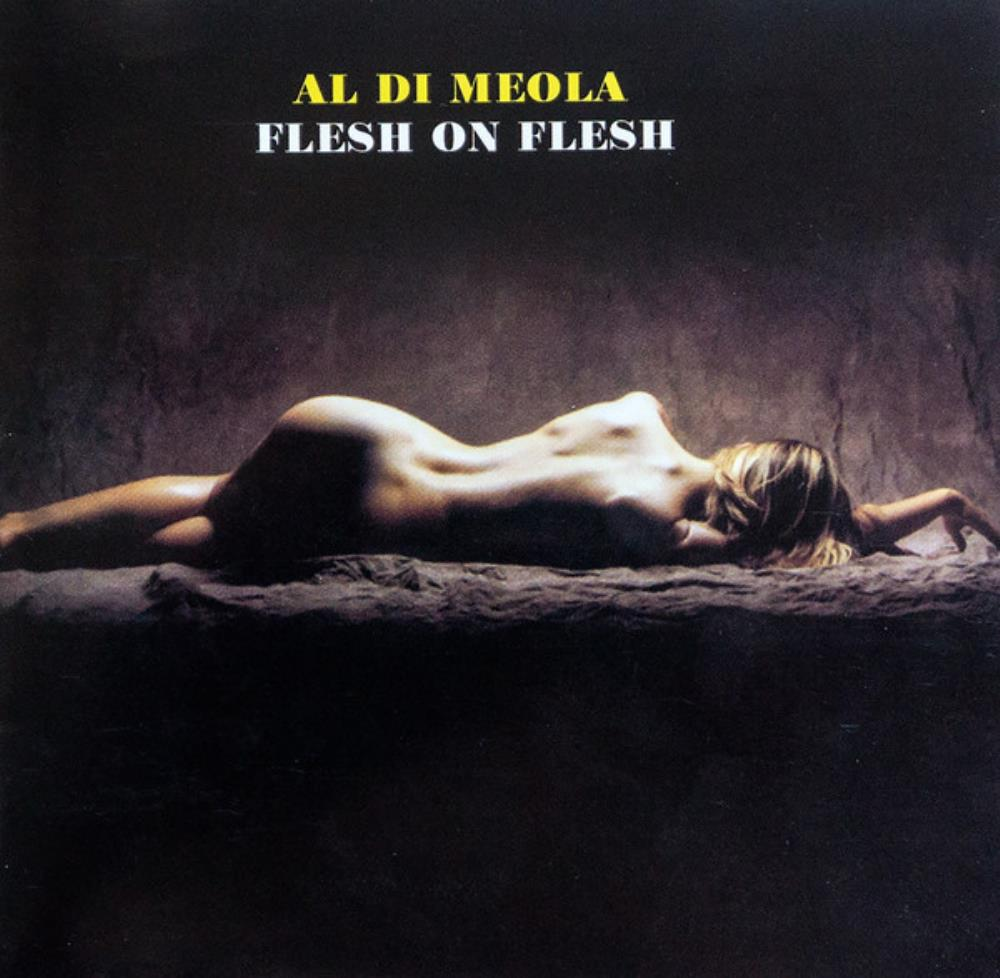 Al Di Meola Flesh On Flesh album cover