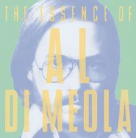 Al Di Meola The Essence of Al Di Meola album cover