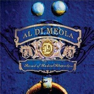 Al Di Meola - Pursuit of Radical Rhapsody CD (album) cover