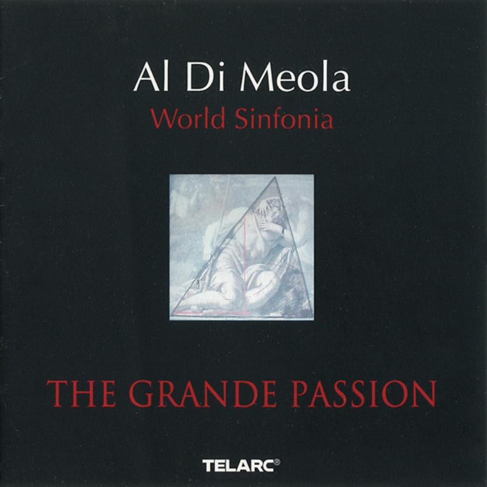 Al Di Meola - World Sinfonia: The Grande Passion CD (album) cover