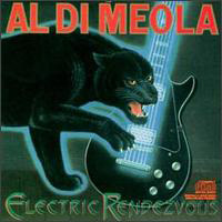 Al Di Meola Electric Rendezvous album cover
