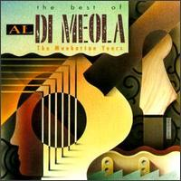 Al Di Meola The Best of Al Di Meola: Manhattan Years album cover