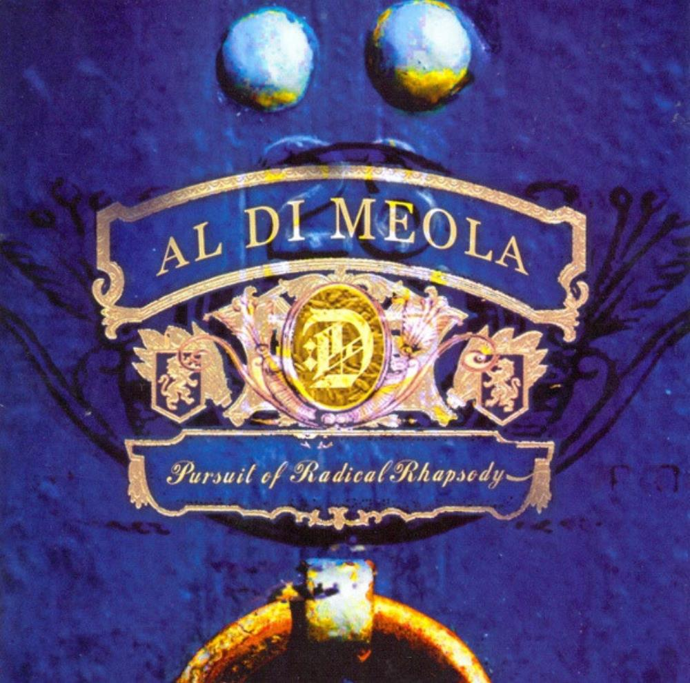World Sinfonia: Pursuit Of Radical Rhapsody by DI MEOLA, AL album cover