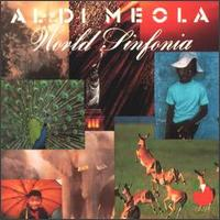 Al Di Meola - World Sinfonia CD (album) cover