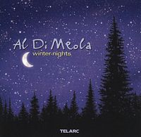 Al Di Meola Winter Nights album cover