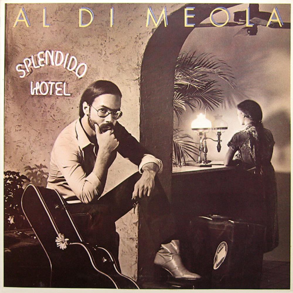 Splendido Hotel by DIMEOLA, AL album cover