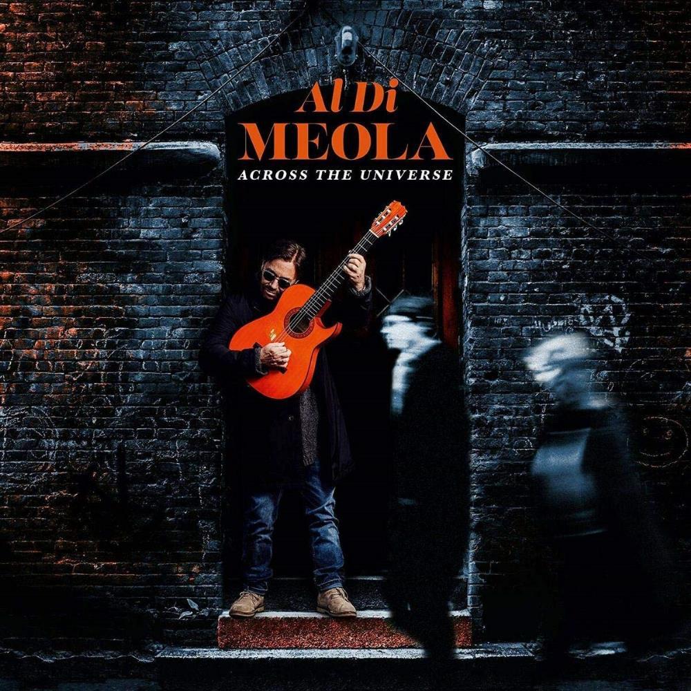 Across the Universe by DIMEOLA, AL album cover