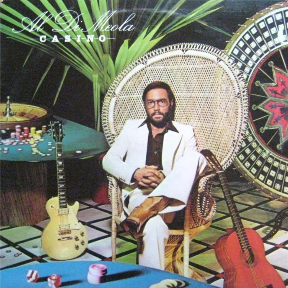 Al DiMeola - Casino CD (album) cover