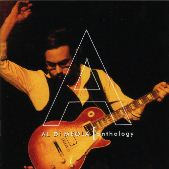 Al Di Meola Anthology (1975-1982) album cover