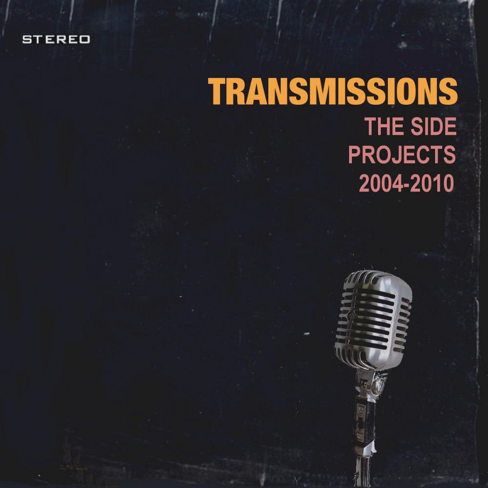 Like Wendy Transmissions (The Side Projects 2004-2010) album cover