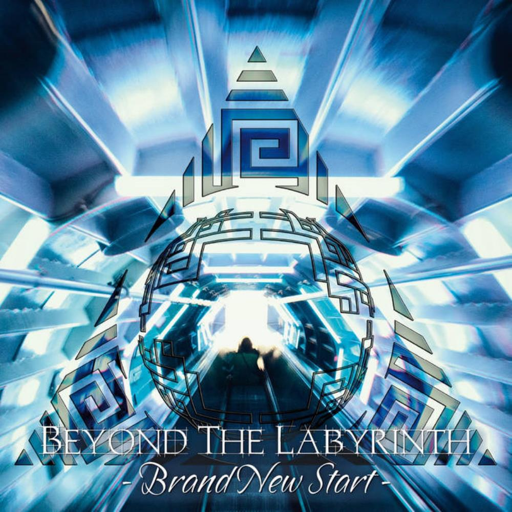 Brand New Start by BEYOND THE LABYRINTH album cover