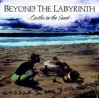 Beyond The Labyrinth Castles in the sand album cover