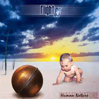 Human Nature  by FLIGHT 09 album cover