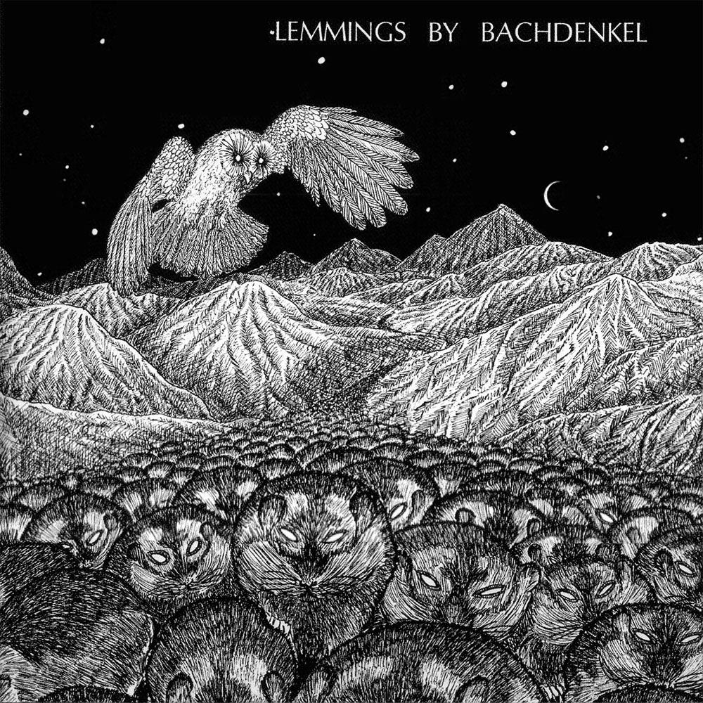 Bachdenkel - Lemmings CD (album) cover
