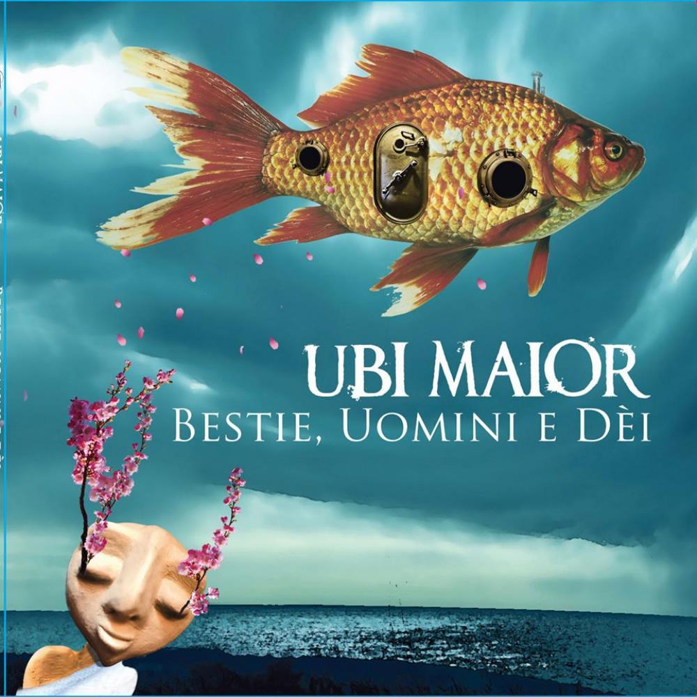 Bestie, Uomini e Dèi by UBI MAIOR album cover
