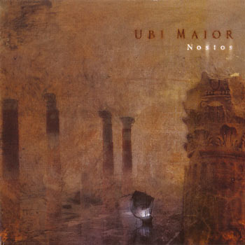 Ubi Maior - Nostos CD (album) cover