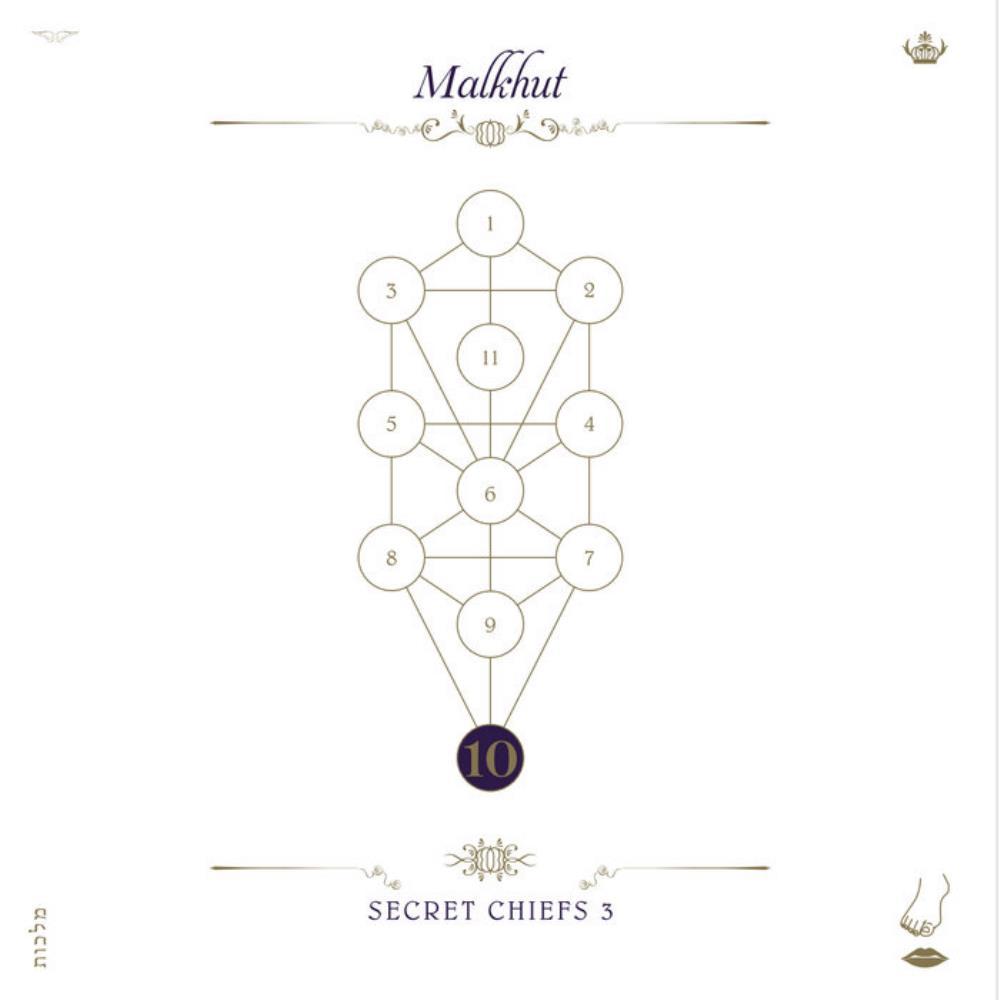 Malkhut by SECRET CHIEFS 3 album cover