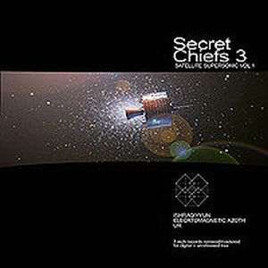 Secret Chiefs 3 Satellite Supersonic Vol.1 album cover