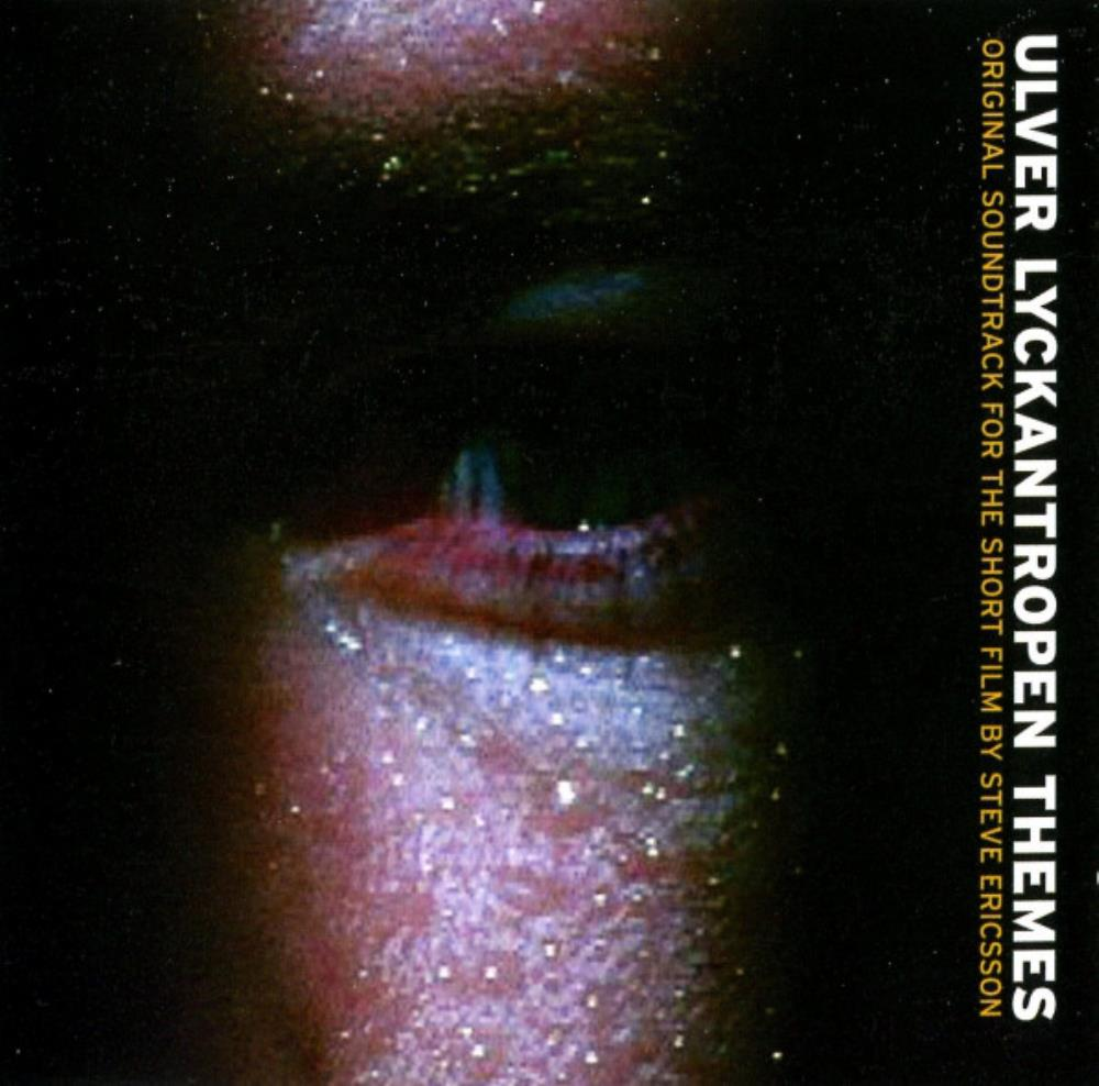 Ulver - Lyckantropen Themes (OST) CD (album) cover