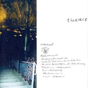 Silence Teaches You How to Sing by ULVER album cover
