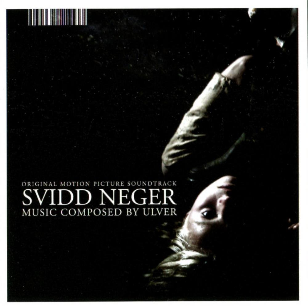 Ulver - Svidd Neger (OST) CD (album) cover