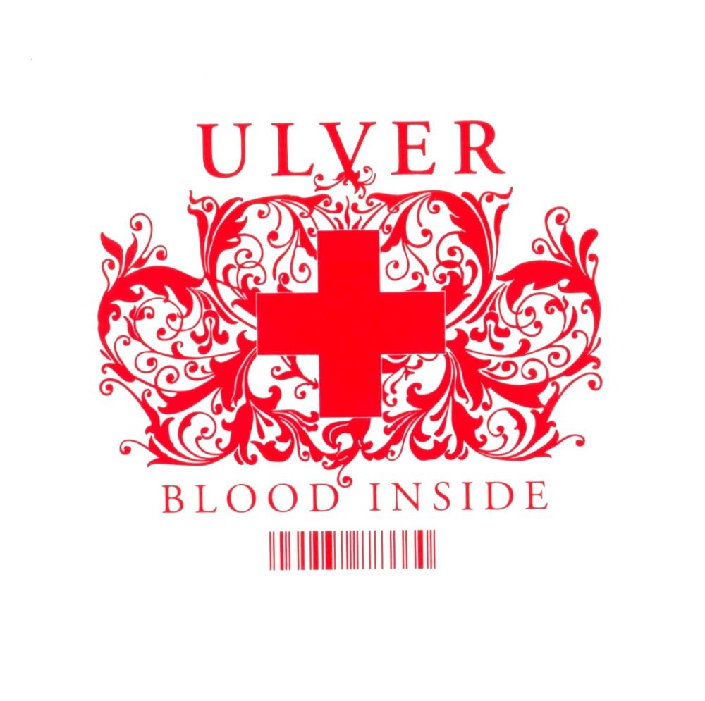 Ulver Blood Inside album cover