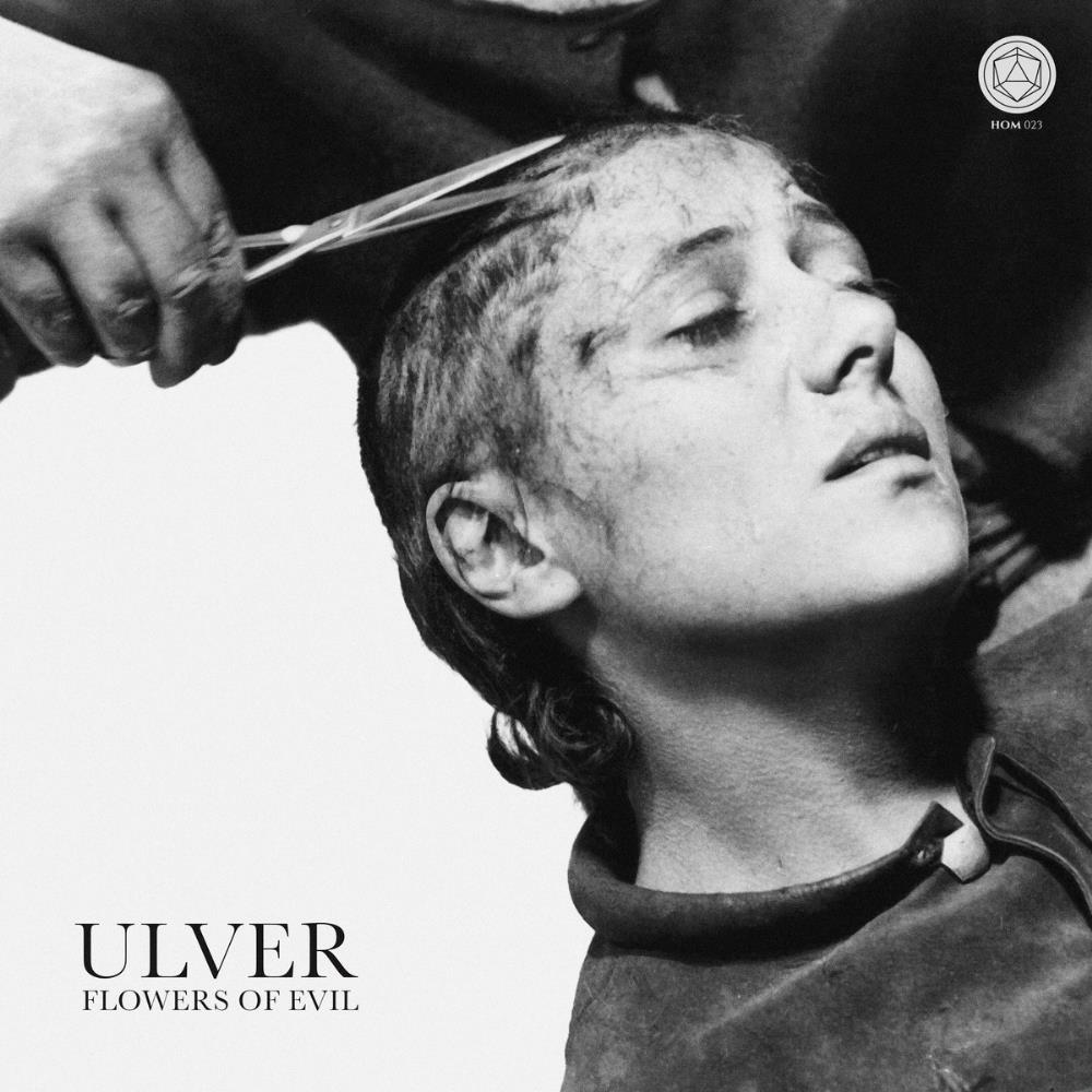 Flowers of Evil by ULVER album cover