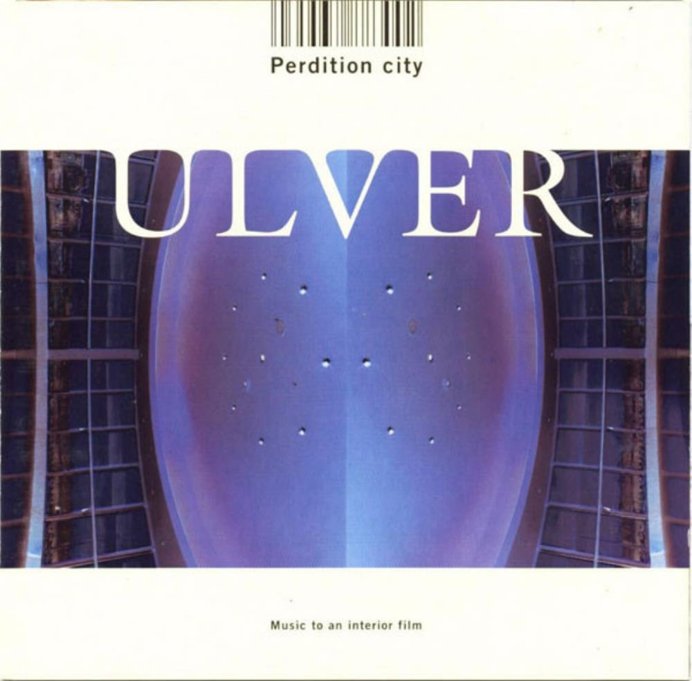 Ulver - Perdition City - Music To An Interior Film CD (album) cover