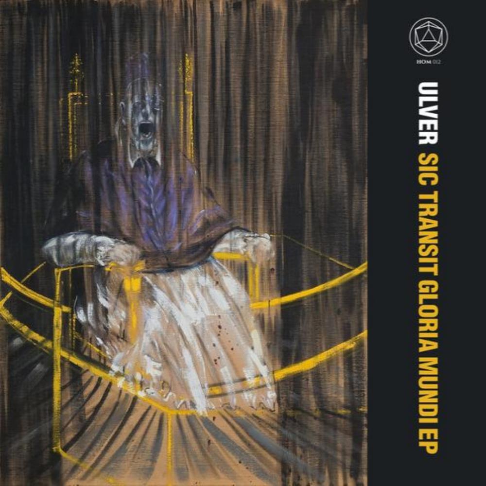 Sic Transit Gloria Mundi by ULVER album cover