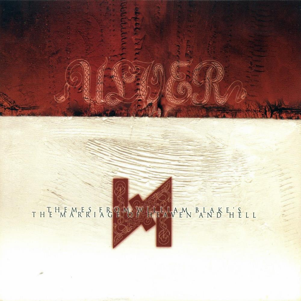 Ulver - Themes From William Blake's The Marriage Of Heaven And Hell CD (album) cover