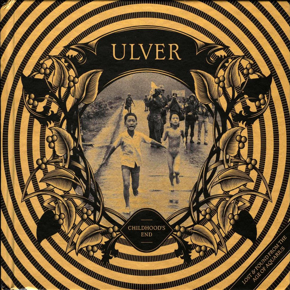 Ulver Childhood's End - Lost & Found From The Age Of Aquarius album cover