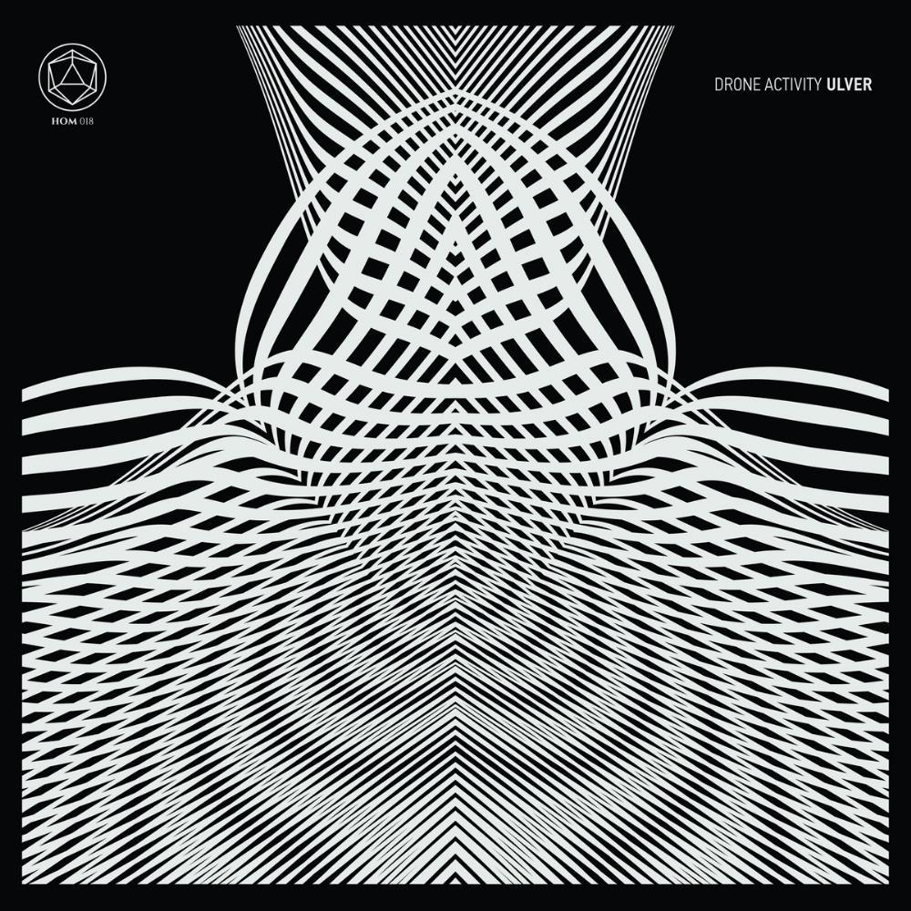 Drone Activity by ULVER album cover