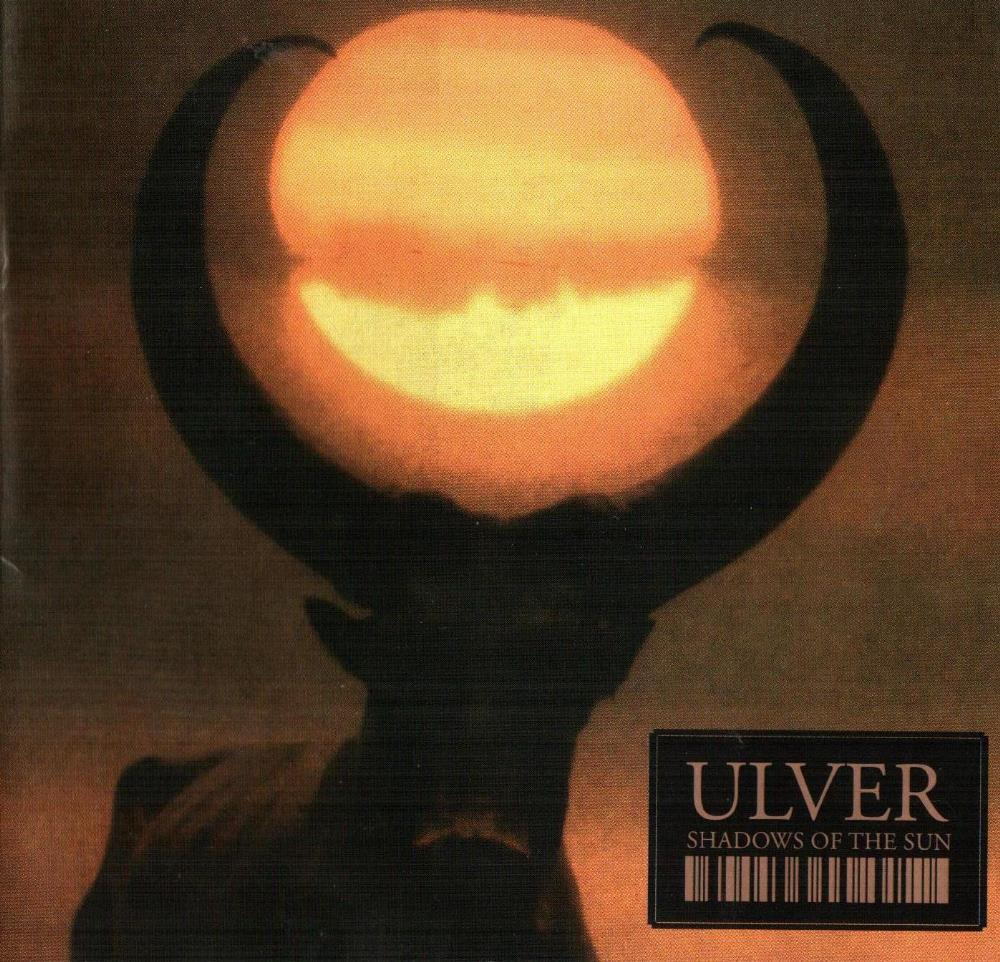 Shadows Of The Sun by ULVER album cover