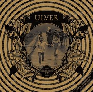 Ulver - Childhood's End CD (album) cover