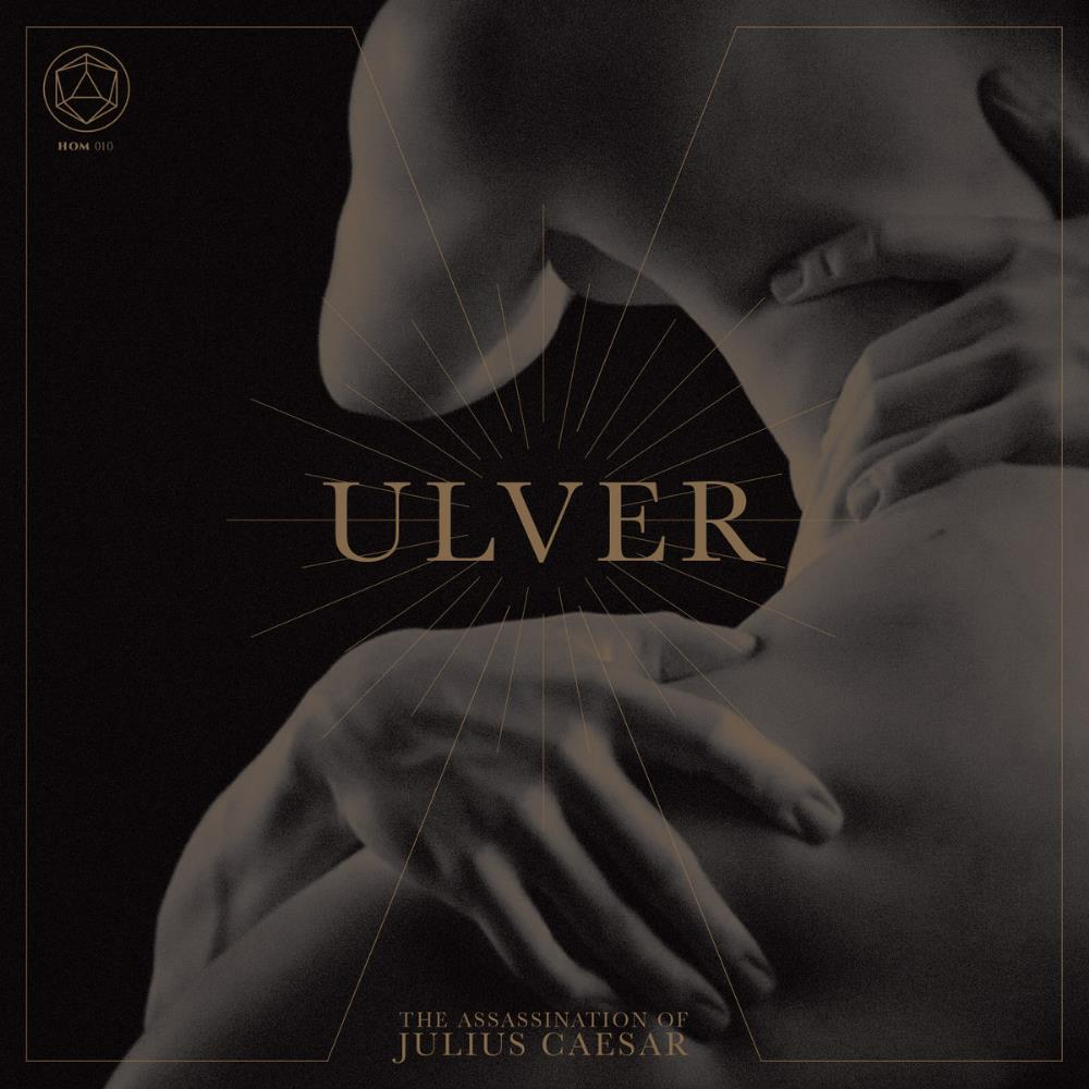 The Assassination Of Julius Caesar by ULVER album cover