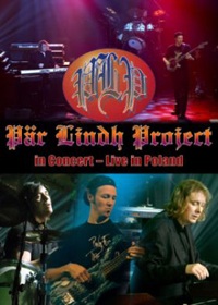 Pär Lindh Project In Concert, Live in Poland album cover