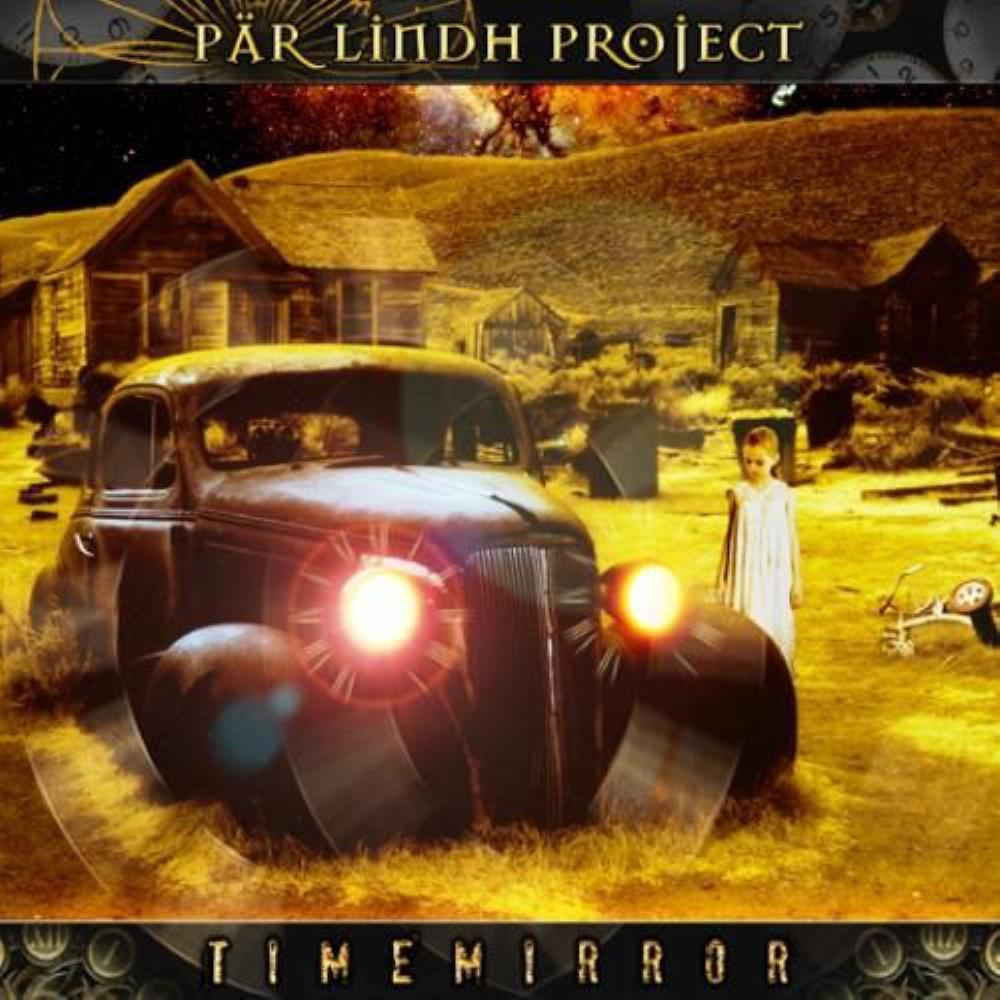 Time Mirror by LINDH PROJECT, PÄR album cover