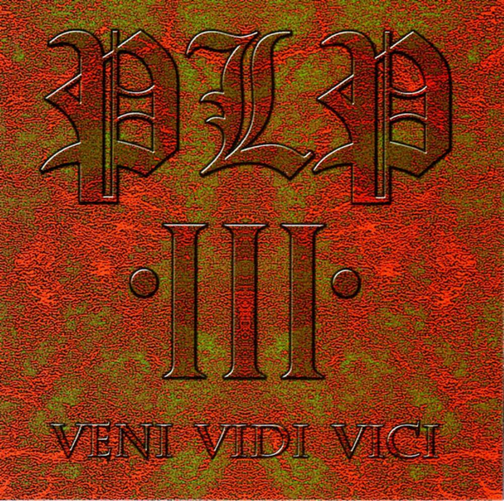Pär Lindh Project Veni Vidi Vici album cover
